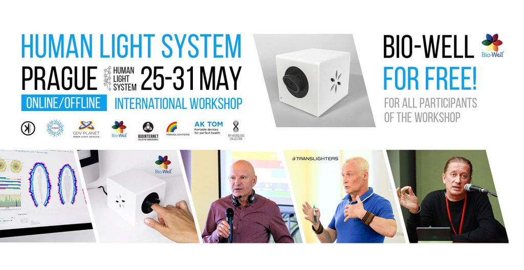 Human Light System Congress Training Prague 25-31 May 2017