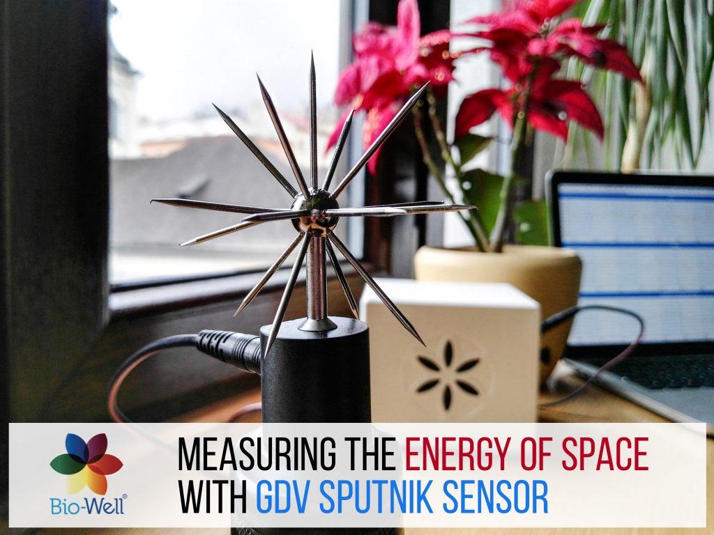 Bio-Well and GDV Sputnik