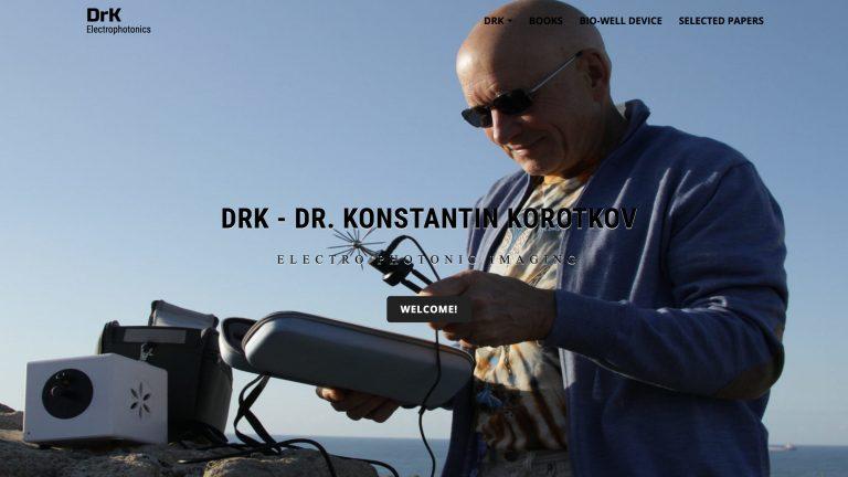 DrK web site